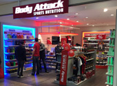 Body Attack Premium Store Berlin-Gesundbrunnen